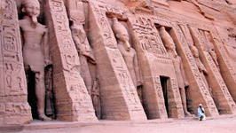 Abu Simbel Tour from Aswan by road
