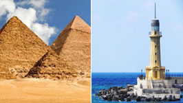 2 Day Cairo & Alexandria Tour from Alexandria Port