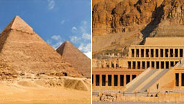 Cairo and Luxor Private Tour from Hurghada by Plane