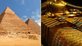 Cairo 2 Days Private Tour from Hurghada by A/C Vehicle