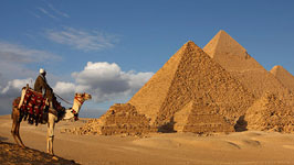 Cairo Tour from Hurghada - one Day Excursion by Plane