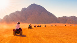 Hurghada Quad Biking Tour