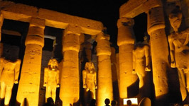 Sound & Light Show at Karnak Temples