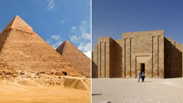 Private Tour to the Great Pyramid of Giza and the Ancient Capital of Egypt