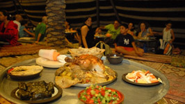 Bedouin Show, Dinner and Star Gazing in Sharm
