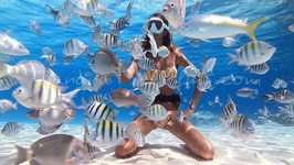 Snorkeling and Relaxing Trip to Sharm El Naga Bay